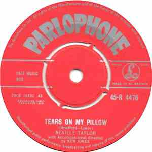 Neville Taylor - Tears On My Pillow download free